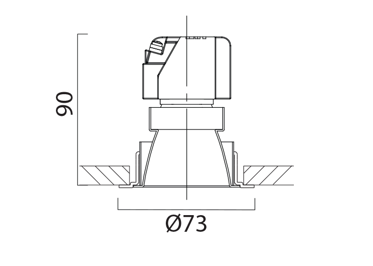 VP 73 Dimensions